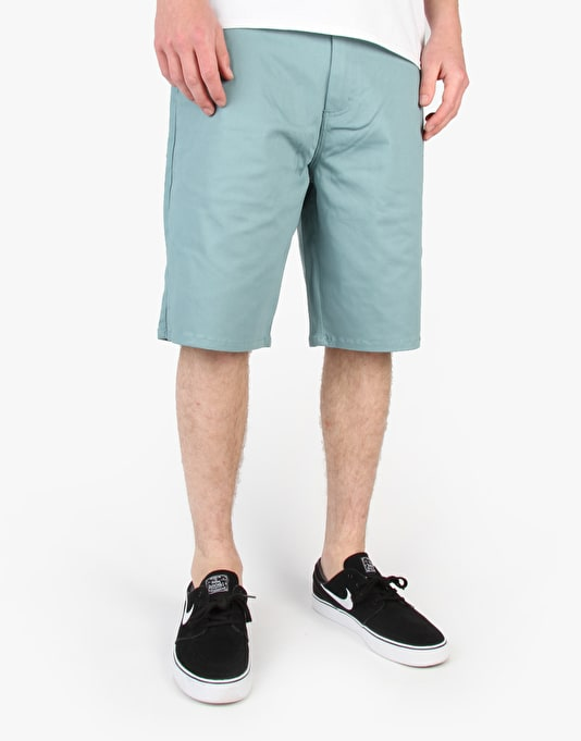 Etnies E2 Chino Shorts - Harbor Blue
