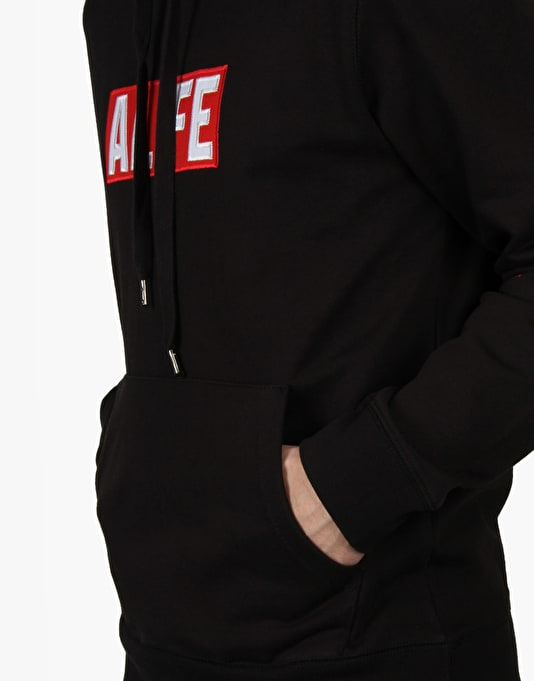 Alife Basic Stuck Up Pullover Hoodie - Black