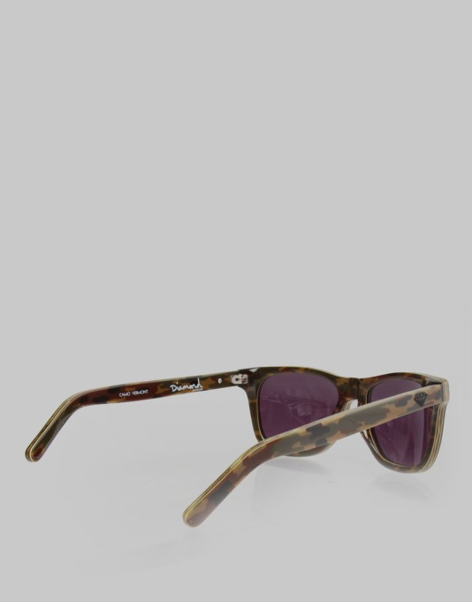 Diamond Supply Co. Vermont Sunglasses - Camo