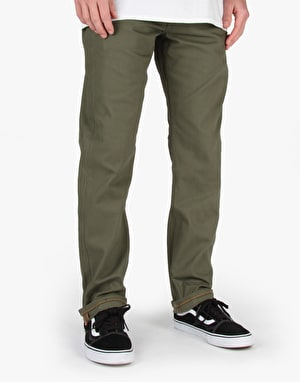 Levi's Skateboarding 504 Regular Straight Denim - Ivy Green