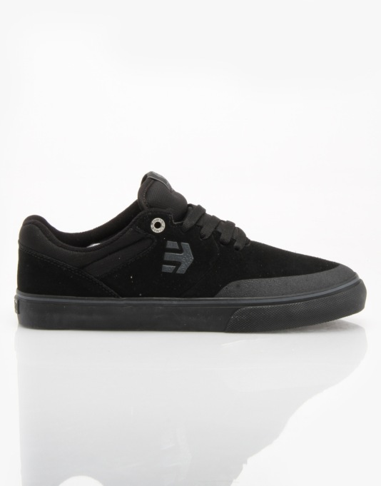 Etnies Marana Vulc (Willow Signature) Skate Shoes - Black/Black/Gum