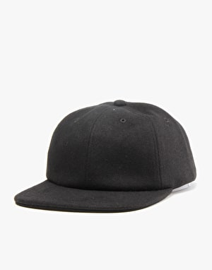 Carhartt Brooks Snapback Cap - Black/White