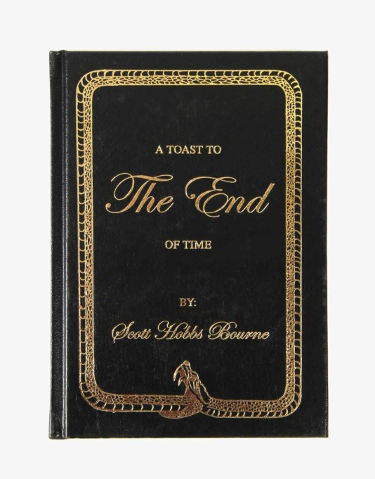 Carhartt A Toast Till The End Of Time Book