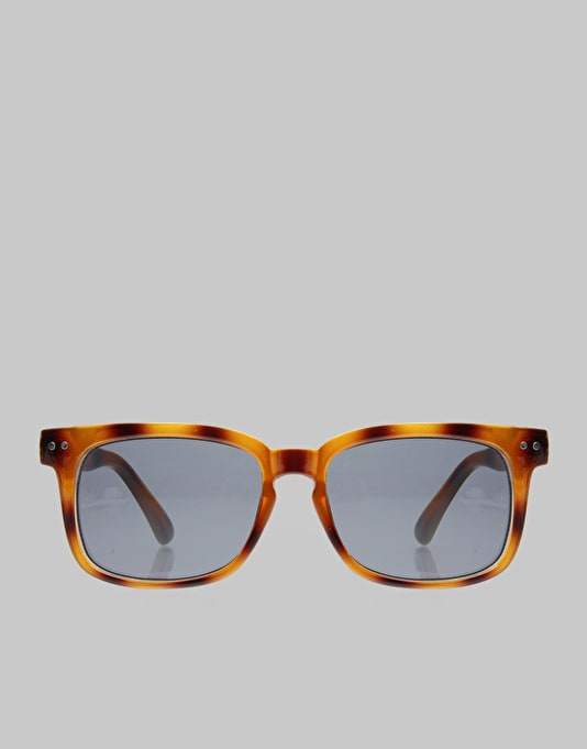Glassy Sunhater Lox Sunglasses - Tortoise