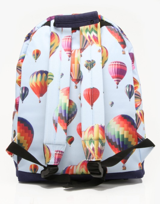 Mi-Pac Air Ballons Backpack - Rainbow