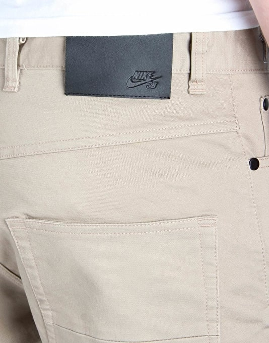 Nike SB FTM 5-Pocket Pants - Khaki