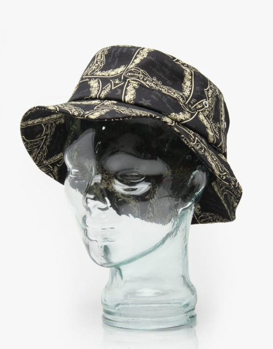 Acapulco Gold Dom P Bucket Hat - Black