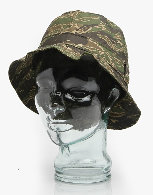 Globe Mana Bucket Hat - Tiger Camo