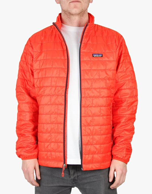 Patagonia Nano Puff Jacket - Turkish Red