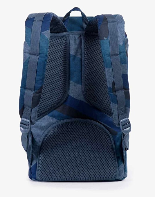 Herschel Supply Co. Little America Backpack - Navy Portal/Navy Rubber