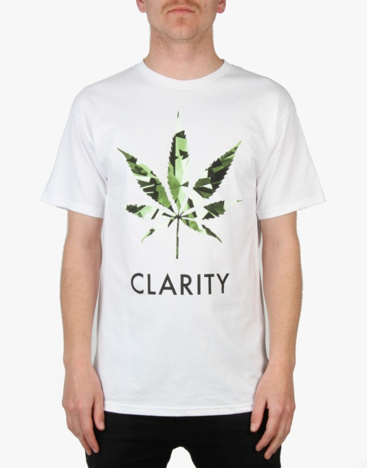 Diamond Supply Co. High Clarity T-Shirt - White
