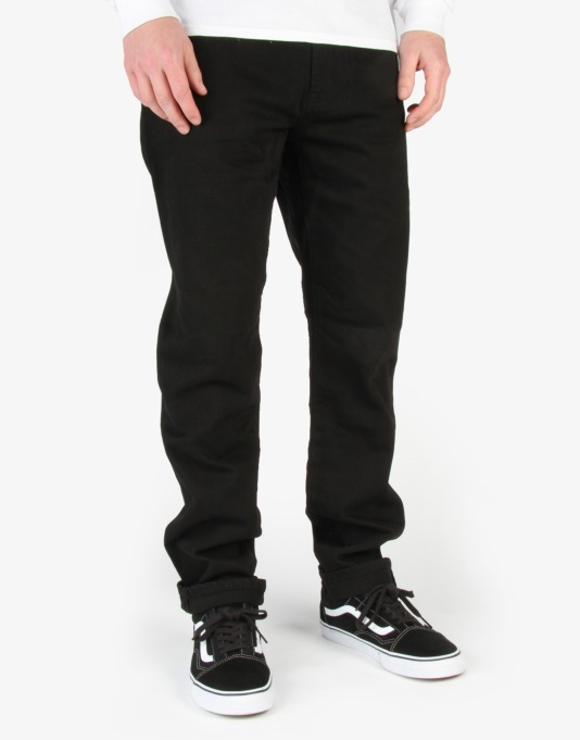 Wåven Erik Denim Jeans - Black