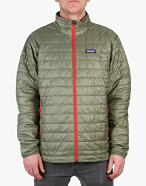 Patagonia Nano Puff Jacket - Camp Green