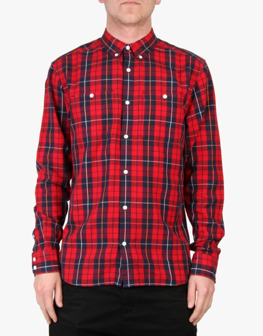 DC South Ferry L/S Shirt - Jester Ferry