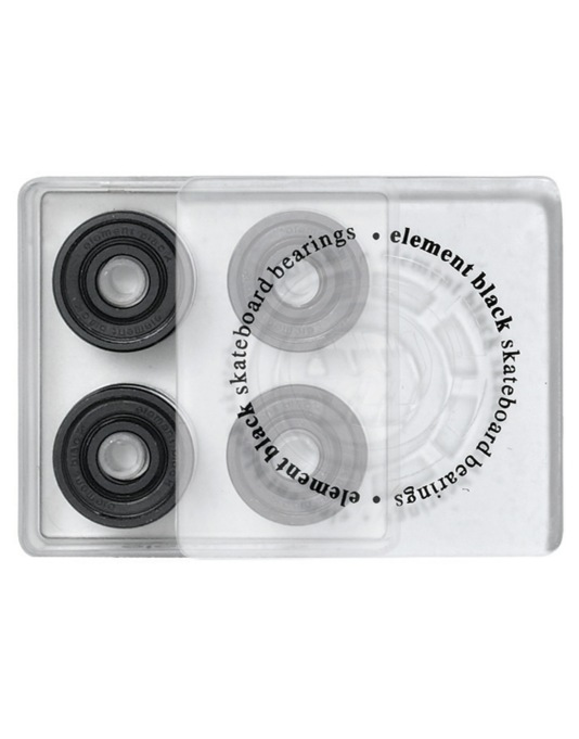 Element Black Abec 7 Bearings