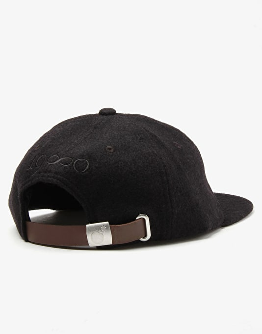 The Hundreds Letter 29TWENTY Snapback Cap - Black