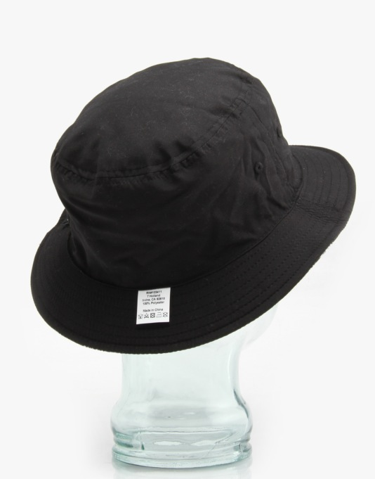 LRG Bizmark Bucket Hat - Black