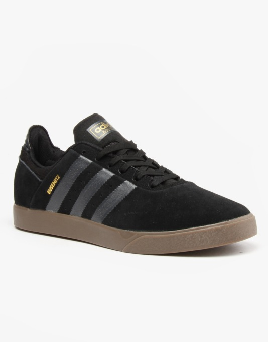 Adidas Busenitz ADV Skate Shoes - Core Black/Carbon