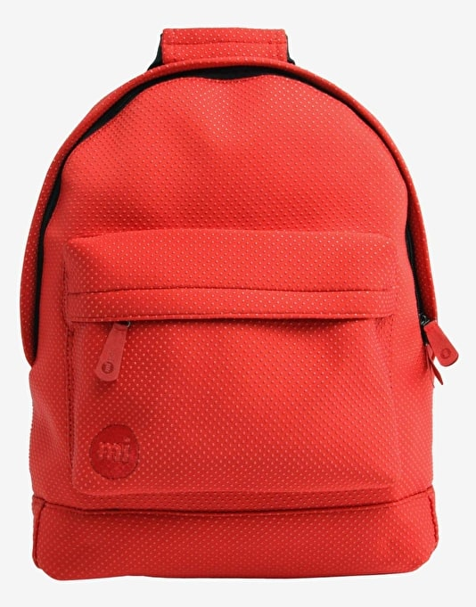 Mi-Pac Neoprene Dot Backpack - All Red