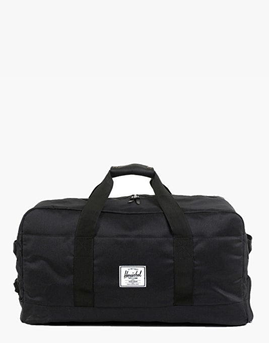 Herschel Supply Co. Outfitter Duffel Bag - Black