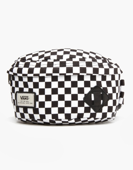 Vans Aliso Hip Pac Bum Bag - Black/White Checkerboard