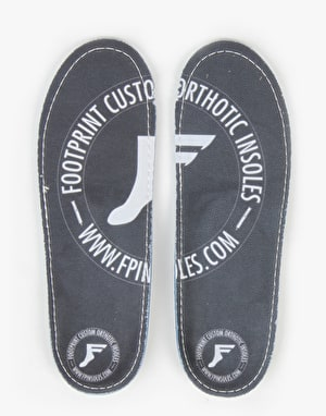 Footprint Gamechanger Insoles - FP Logo