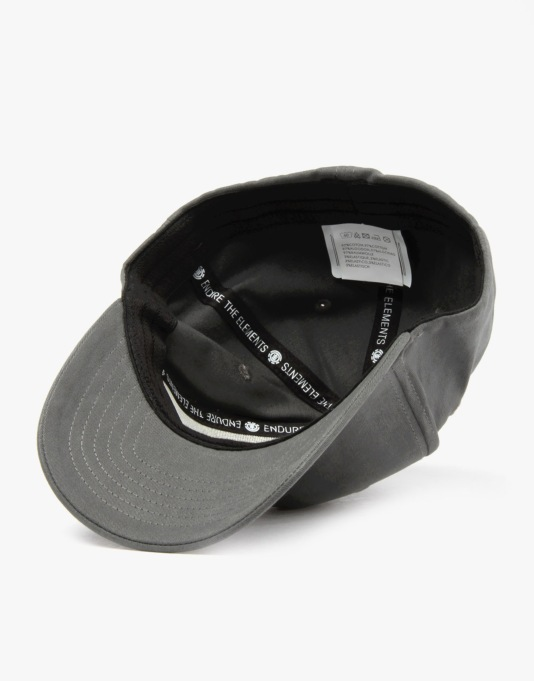 Element Source Flexfit Cap - Charcoal