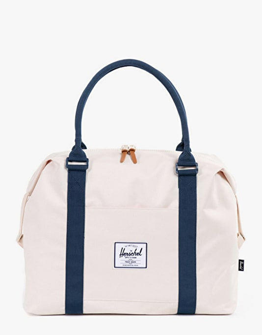 Herschel Supply Co. Strand Plus Duffel Bag - Natural/Navy