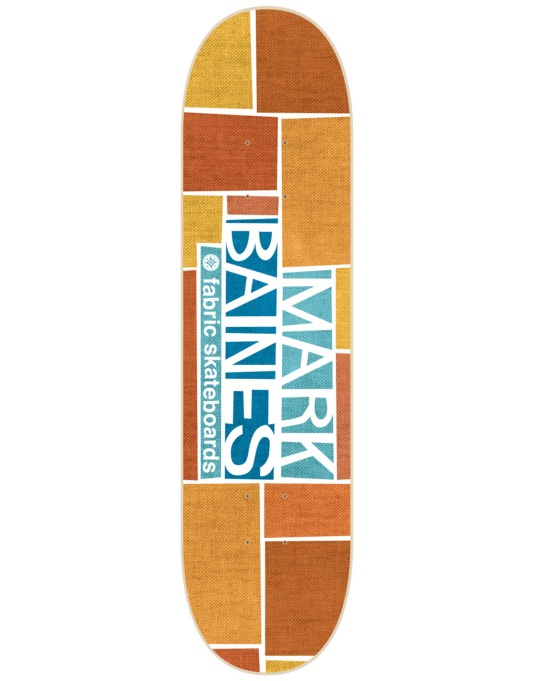 Fabric Baines Golden Pro Deck - 8.25""