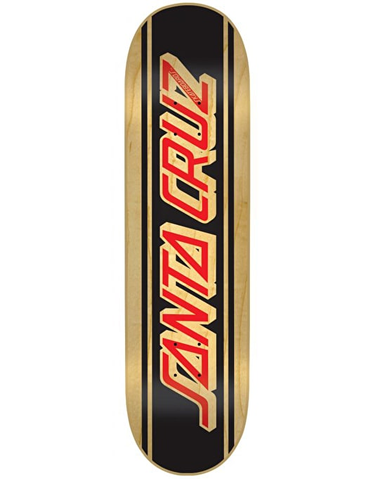 Santa Cruz Classic Strip Skateboard Deck - 8.25""