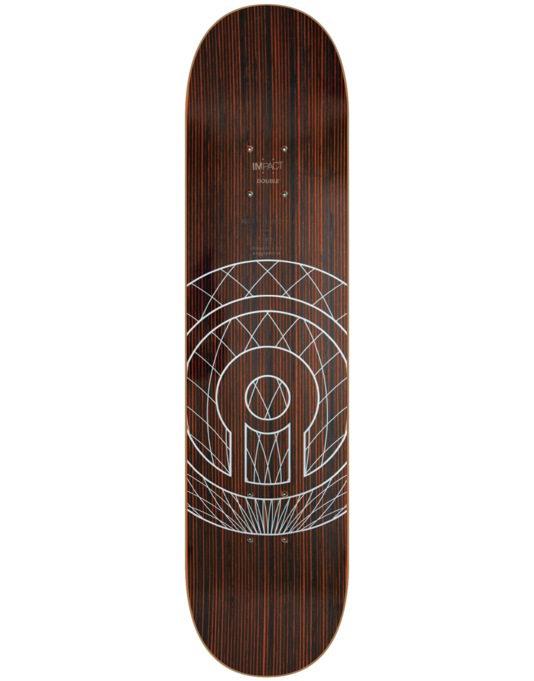 Almost Youness Snakes Double Impact Pro Deck - 8.25""