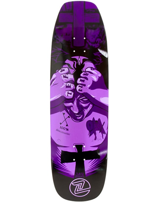 Z-Flex Adams Master Crafted Pro Deck - 9.375""