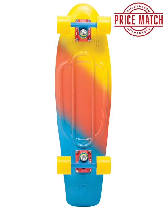 "Penny Skateboards Fade Series Nickel Cruiser - 27"" - Canary"