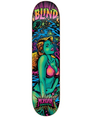 Blind Morgan Blacklight Pro Deck - 8.25