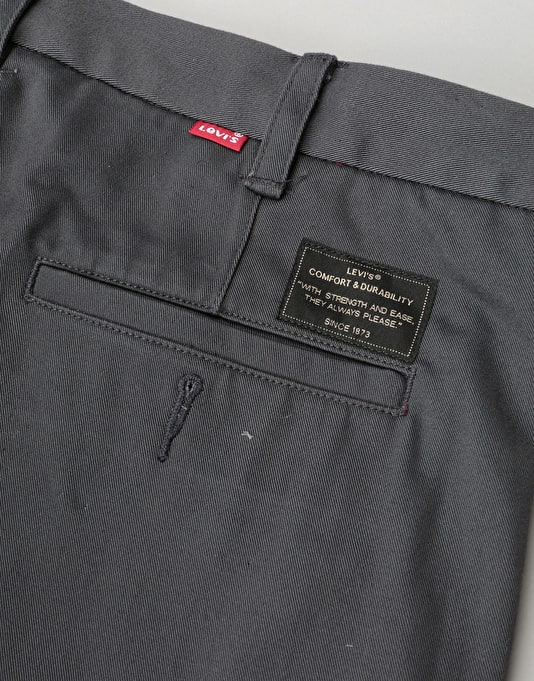 Levi's Skateboarding Work Pants - Graphite