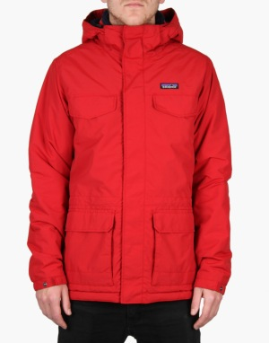 Patagonia Isthmus Parka Jacket - Classic Red
