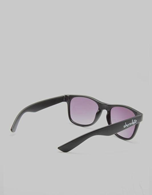 Chocolate Deluxe Chunk Shades - Matte Black