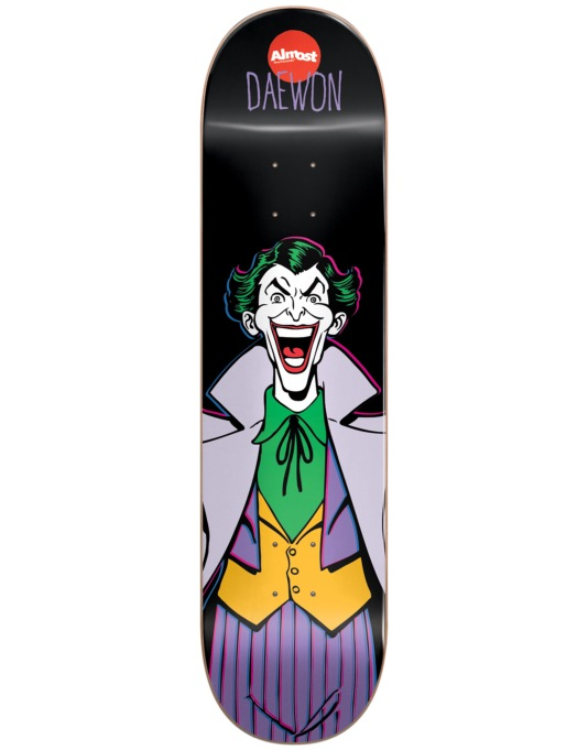 Almost x DC Comics Daewon The Joker V2 Pro Deck - 8.25""