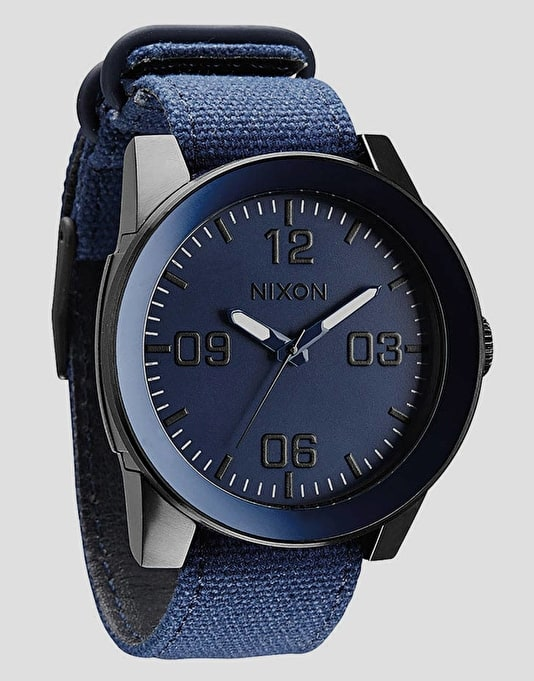 Nixon Corporal Watch - Blue Ano