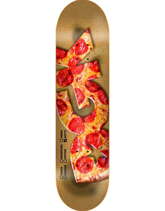 DGK Delivery Team Deck - 8.1""
