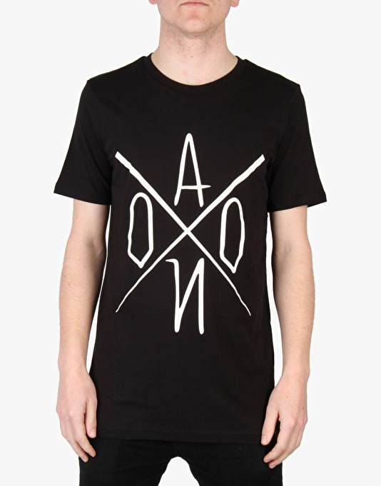 AONO Logo T-Shirt - Black