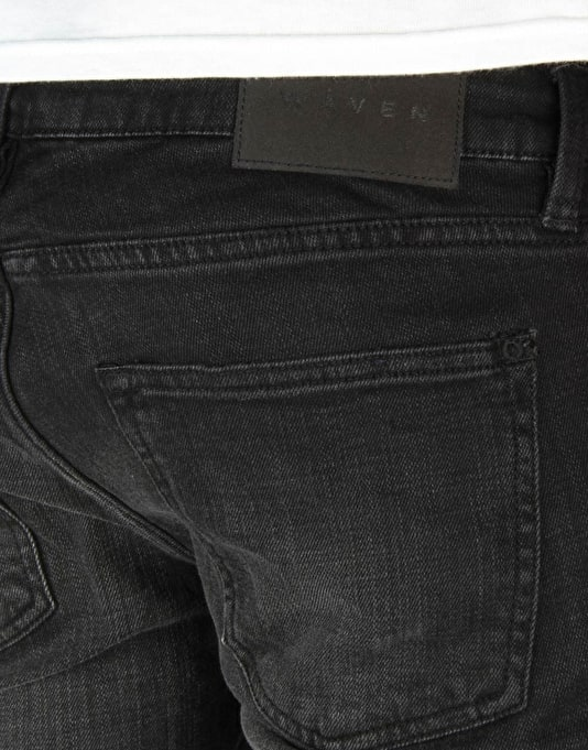 Waven Earling Denim - Vintage Black