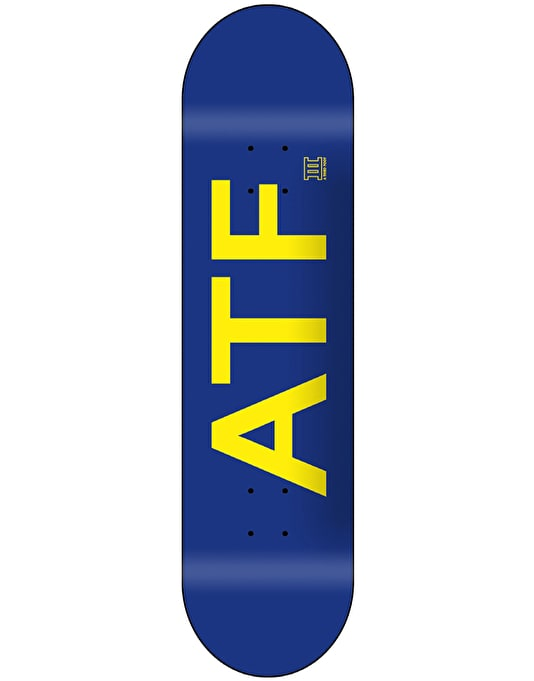 A Third Foot ATF Agent Issue #1 Team Deck - 8.25""