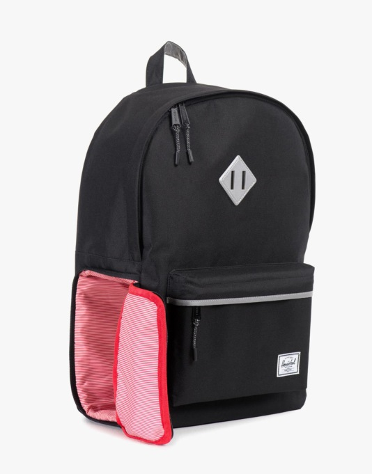 Herschel Supply Co. Heritage Plus Backpack - Black/3M