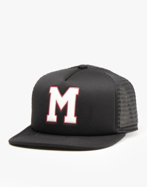 Mitchell & Ness NHL Montreal Maroons Prima Mesh Cap - Black
