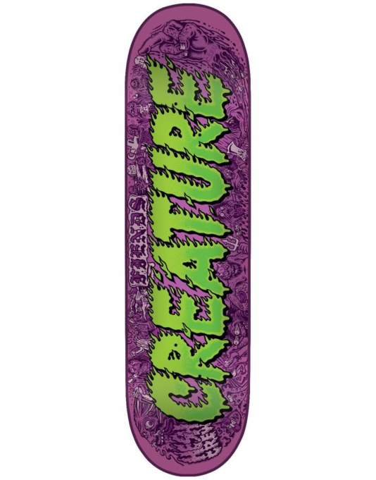 Creature Comics Team Deck - 8.5""