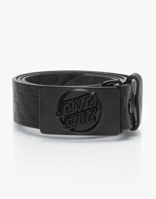Santa Cruz Fast Times Belt - Black