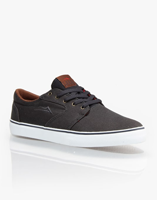 Lakai Fura Skate Shoes - Phantom Canvas