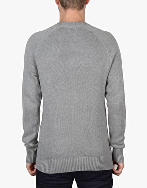 DC Lennox Knit - Heather Grey