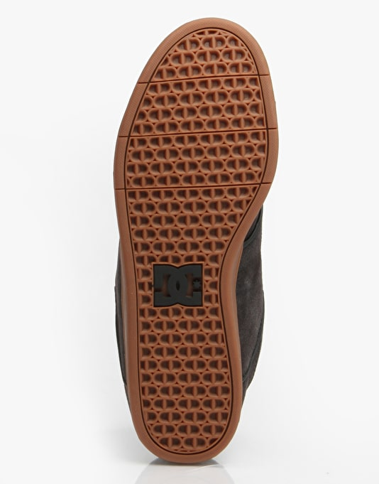 DC Mikey Taylor S Skate Shoes - Pirate Black/Gum